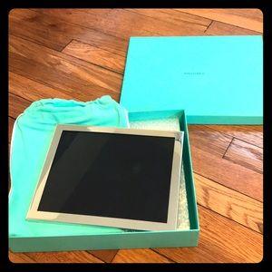 Tiffany 8x10 Silver Frame